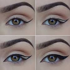 How To Do The Perfect Eyebrow How To Perfect The Cat Eye With Detailed Steps And Pictures