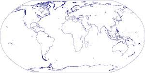 outline of world map maps of the world political and administrative maps of continents