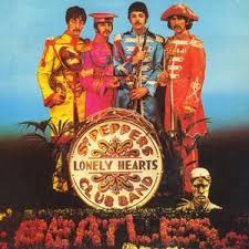 sargeant peppers album cover the beatles sgt peppers lonely hearts club band with a help