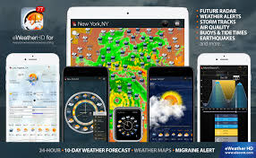 Weather Radar Map United States by Eweather Hd 3 7 Weather App For Iphone Ipad And Apple Watch