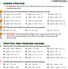 motivating the quadratic formula u2014 infinite sums