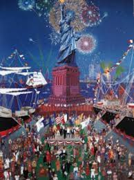 macy s thanksgiving day parade 1985 w remarque by melanie kent