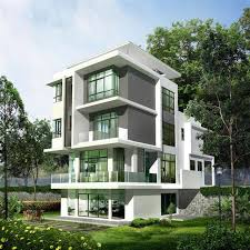 Modern Bungalow House Design 124 Best 1 4 Malaysia Modern Villas Images On Pinterest Malaysia