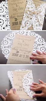 unique wedding invitations diy wedding invitation amulette jewelry