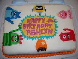 Yo Gabba Gabba Party Ideas yo gabba gabba cake made for my daughter u0027s first birthday u2026 flickr