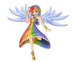 Pony Rainbow Dash Halloween Costume Pix U003e Mlp Rainbow Dash Anime Aaliyah Rainbow