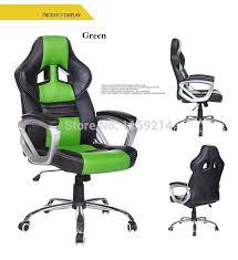 Race Car Office Chair Racing Car Chair Computer Office Chair In Office Chairs From