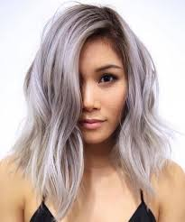 funky hairstyle for silver hair best 25 silver purple hair ideas on pinterest silver lavender