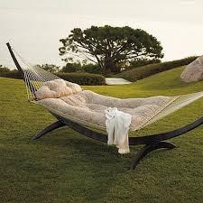 shop home u0026 garden tufted hammock pillow frontgate patio furniture