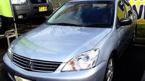 2006 mitsubishi lancer ch my06 es silver 4 speed auto sports mode