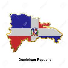 Dominican Republic Flag Tattoo Republic Map Flag Clipart