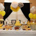 yellow baby shower ideas yellow and grey baby shower ideas gray yellow baby shower