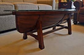 Vancouver Oak Coffee Table - coffee table rectangle vintage wooden off white coffee table with