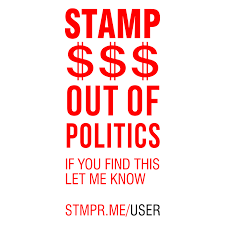 the stamp stampede stamp big money out of politics