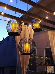Outdoor Pergola Lights by 40 Best Bright Ideas Images On Pinterest Gardening Home And
