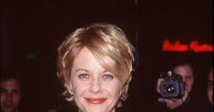 meg ryans haircut in you ve got mail meg ryan s face and dress at the tonys scare internet ny daily news