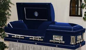 blue casket air casket