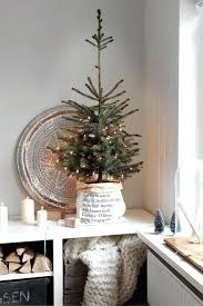 decorated tabletop trees design live delivered pre