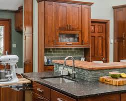 green kitchen tile backsplash green subway tile backsplash houzz