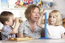 Kindergarten Teacher Assistant Job Description Montessori Teacher Requirements Salary Jobs Teacher Org