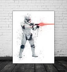 star wars decor 5 00 storm trooper shooting star wars decor galactic empire