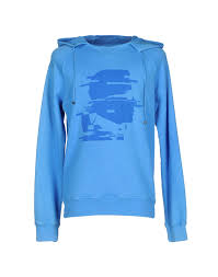 karl by karl lagerfeld sweatshirt azure men jumpers and