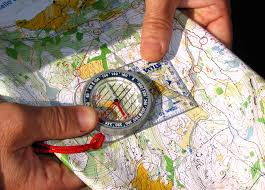How To Use A Map How To Use A Compass Easy Compass Navigation With The Silva 1 2