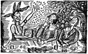 Thanksgiving Pilgrims And Indians Revisited Myth 70 The Indians Taught The Pilgrims How To Pop