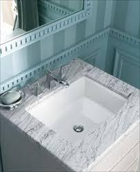 Undermount Bathroom Sink Design Ideas We Love Kohler Archer Vitreous China Undermount Bathroom Sink With