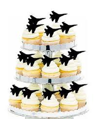 godzilla cake topper jet fighter picks cake toppers for cakes and cupcakes foo https