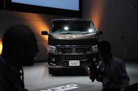 nissan van nv350 nissan wants to make toyota nv ous launches nv350 caravan the