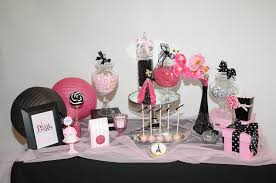 Paris Themed Party Supplies Decorations - awesome decoration theme paris pictures transformatorio us