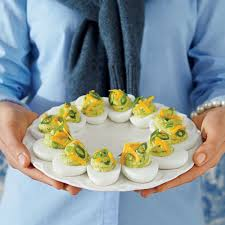 tex mex deviled eggs recipe myrecipes