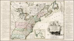 Chicago Map Of Usa by Reference Map Of Massachusetts Usa Nations Online Project