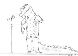 sing alligator coloring pages printable
