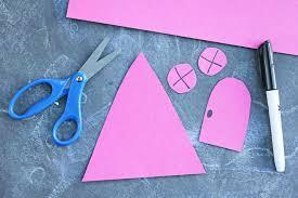 craft stick ideas kid u0027s easy fairy house craft darice