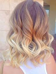 hombre hairstyles 2015 short to medium length ombre hair