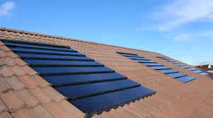 Ceramic Tile Roof Ceramic Roof Tiles Cost With Wonderful Solar Panels On Tile And