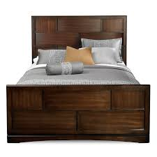 Queen Storage Beds With Drawers Toronto Queen Storage Bed Pecan American Signature Furniture