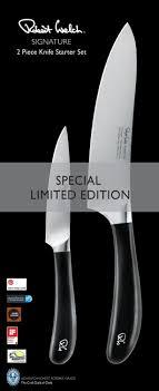 Robert Welch Kitchen Knives Robert Welch Signature Limited Edition Starter Set 2