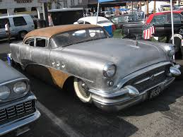 customs has anyone chopped a 1955 buick special 4 door post