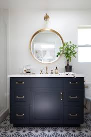how high cabinet above sink how high to place your bathroom fixtures inspired to style
