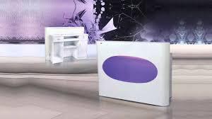 Reception Desks Ireland by Dir Salon Furniture Beauty Equipment U2013 Reception Desks Youtube