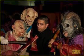 chad michael murray halloween horror night photo 2589436 chad