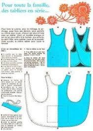25 unique apron patterns ideas on sewing aprons