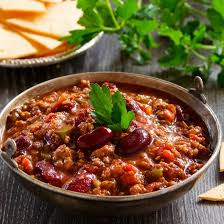 chili cuisine recette chili con carne facile minute