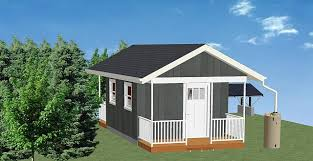 Cabin Designs Free Jayne Henderson 192sqft Tiny Off Grid House Design Simple Solar