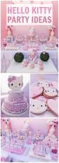 printable hello kitty birthday party ideas hello kitty birthday party favor bags and boy parties