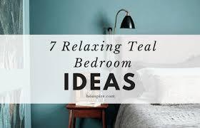 teal bedroom ideas 7 relaxing teal bedroom ideas houspire