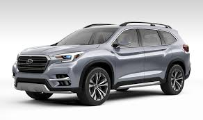 subaru malaysia subaru ascent concept previews new 3 row suv motor trader car news